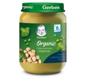 pan organic gerber