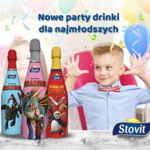 Nowe Party Drinki dla dzieci