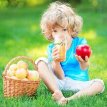 Nowa Piramida Zdrowego Żywienia, a miejsce soków w zbilansowanej diecie