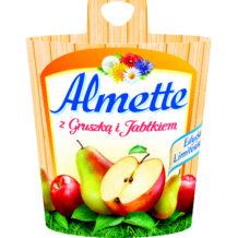 NOWY wariant smakowy puszystego serka Almette – z gruszką i jabłkiem!