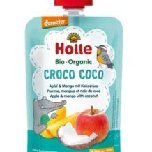BIO nowość Holle – CROCO COCO mus owocowy z kokosem
