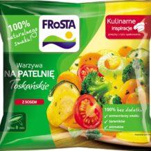 Warzywa na patelnię toskańskie FRoSTA – pełnia słońca i naturalnego smaku
