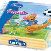Kolorowe śniadanie – sery topione Disney i Wesoła Łączka marki LACTIMA