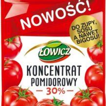 Łowicz – koncentrat pomidorowy w saszetce