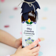 Olej z czarnuszki na odporność dla dzieci