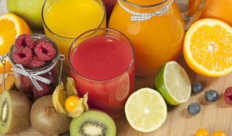 Spożycie soku nie wpływa na masę ciała dzieci