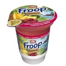 Jogurty Müller Froop Tropical