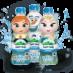 """Bohaterowie """"Krainy lodu"""" Disneya wracają na opakowania wody Żywiec Zdrój"""