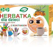 Herbatki na Dzień Dziecka