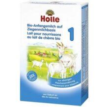 Ekologiczne mleko początkowe
