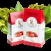 Truskawki Puffins – puffingowane owoce truskawki