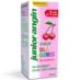 Junior-angin syrop o smaku czereśniowym