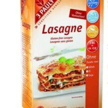 Bezglutenowy makaron lasagne 3 PAULY