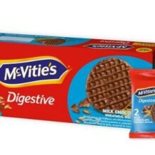 Nowość: McVitie's Digestive Milk Chocolate