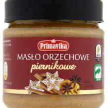 Masło orzechowe piernikowe Primavika