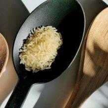 Co znajduje się w waflach ryżowych?
