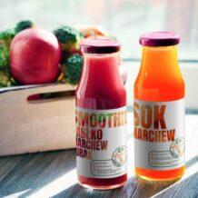 5 dobrych powodów, by sięgać po soki i smoothies