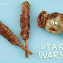 Klopsiki Star Wars