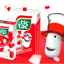 Kibicuj z Biało-Czerwonym wspólnie z Tic Tacami!